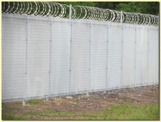 High Security Barriers Commercial Industrial
