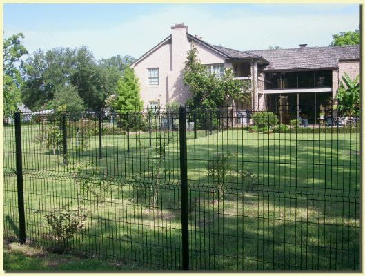 Black Welded Wire Fence welded – free woodworking plans